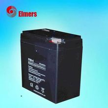 whosale OEM hot on sale 6v9ah MF battery