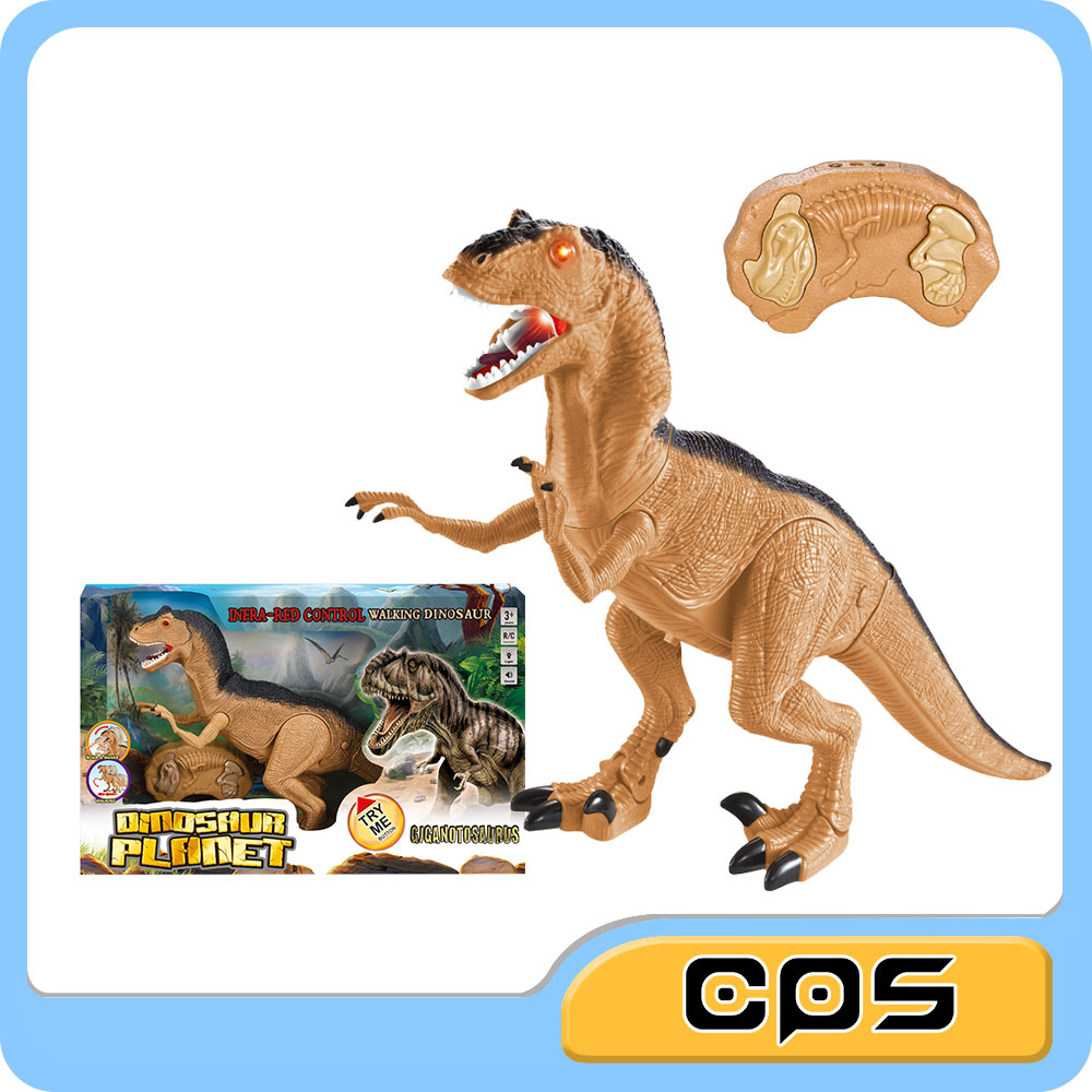 infrared remote control dinosaur animals toys