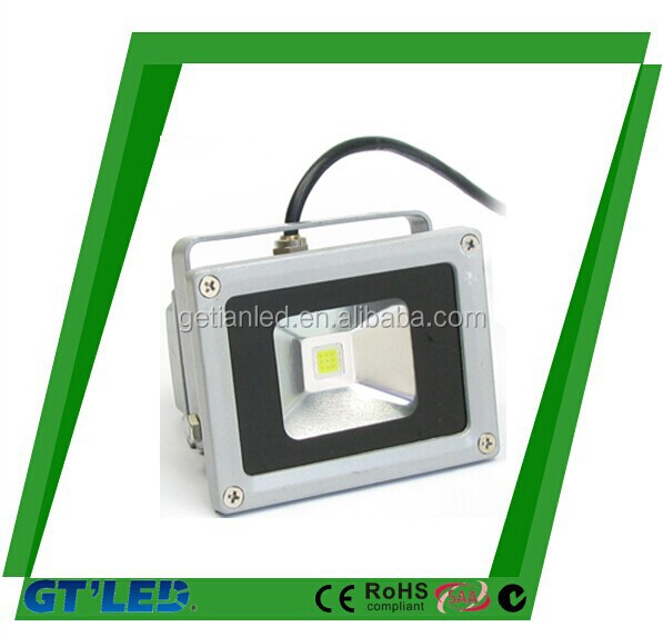 10W Super Bright Outdoor LED Flood Lights, 100W Halogen Bulb Equivalent, Waterproof, 700lm, Warm White, 3000K
