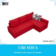 New Design Fabric Sofa Bed MY098 APPLE
