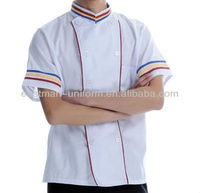Restaurant Waiters / Waitress Shirt Uniforms Chef Uniform