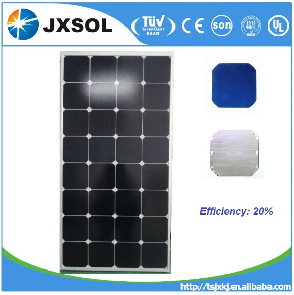 100W Sunpower Solar Panel with competitive price per watt