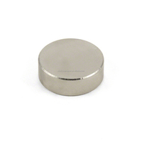 N35 Strong Nickel Neodymium Sintered Rare Earth Magnet Dis magnets for sale