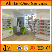 modern mobile phone store interior design and shop design decorative mobiles for mobile display