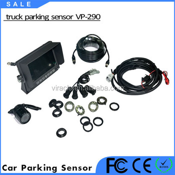 Pick-ups / HD digital Trucks Reverse Parking Sensor