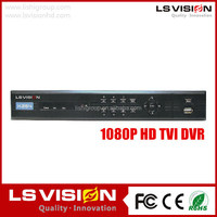 LS VISION hd vision security recorder 1080P TVI DVR