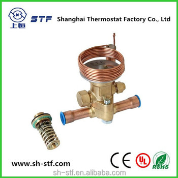 thermal expansion valve, for R22,R134A,R407A,R507/404A(TCL/TRF)