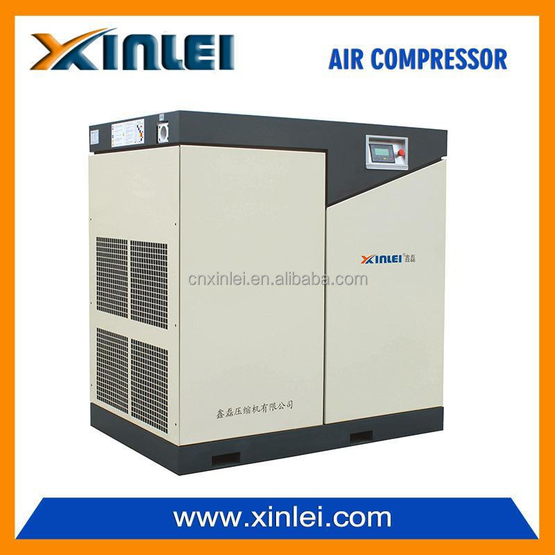 XLAM60A-S3 380V 60hp low noise rotary screw air compressor 45KW