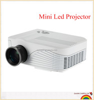 Low Cost Mini Led Projector 10000 lumens Full HD Video Home Theater Projector