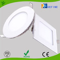 led round panel light 18w, ultra thin round led panel light, small round panel down light