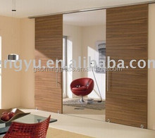Bathroom 2 panels sliding glass door