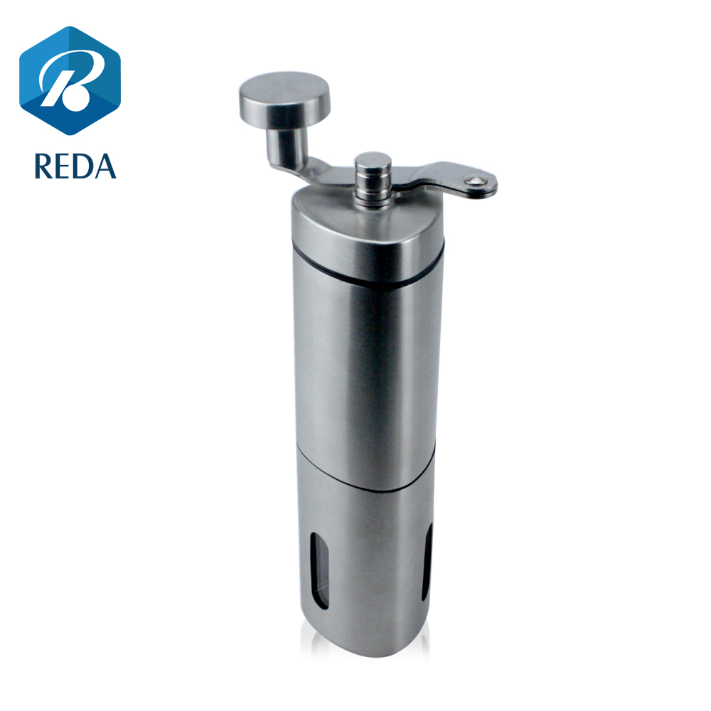 2017 New designe triangle manual coffee grinder