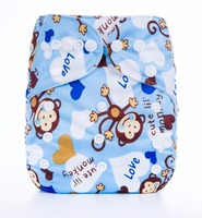 New Products 2014 Wholesale Free Sample Cartoon Character One Size Comfortable Cheap Sleepy Baby Diapers