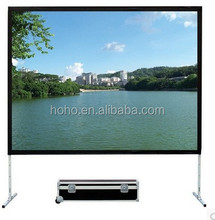 Fast Foldable Screen/300 inch Portable Projector Screen/Mobile Fast Folding Screen,China Manufacturer
