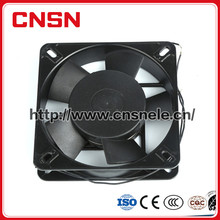 Axial fan with external rotor motor 225mm