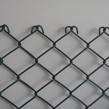 Good quality temporary construction chain link fence