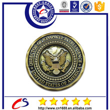 Supply top quality USA army metal challenge coin and medallion