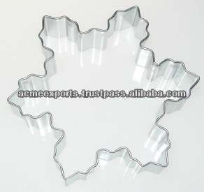 Stainless Steel Cookie Cutter Manufacturer