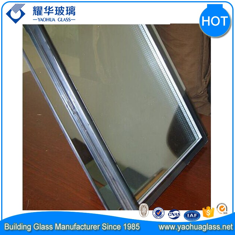 cost efficiency solar panel double glassing unit insulated glass