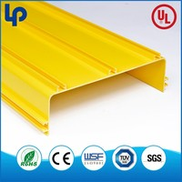 SGS TUV tested UL tested Bright Color Durable fiber duct
