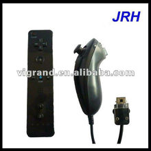 Black color for Wii remote and nunchuk free shipping