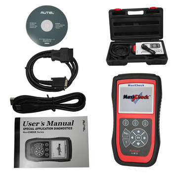 Best Selling High Performance For Original Autel MaxiCheck Oil Light/Service Reset For Technicians And Garages Update Online