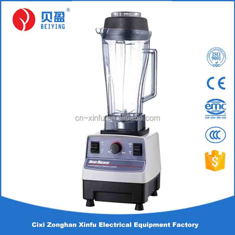 Popular 220-240V 110-120V CE 1500W 2 in 1 electric fruit dry food personal blender