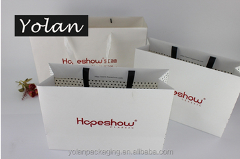 Competitive-price most popular white card bags