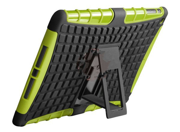 New Products Shockproof Case for ipad air Hybrid Protector Shell