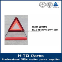 Reefer Van Bodies Collapsible Reflective Emergency Warning Triangle