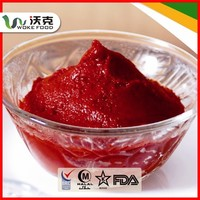 70g High strength wholesale paste tomato