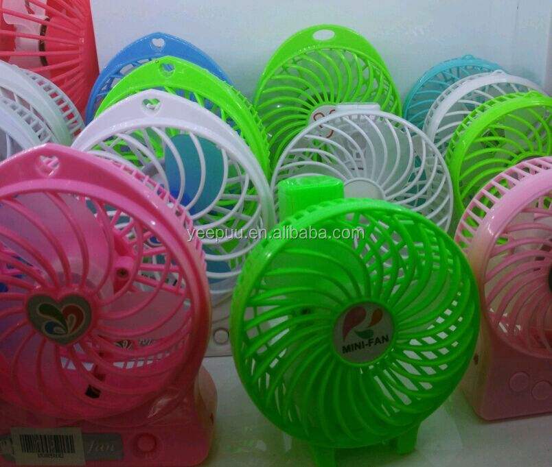 Portable Fan USB multi-function Mini Foldable Personal Cooling Fans with Umbrella Hanging Handle fan