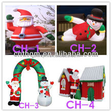 2013 inflatable christmas ornaments, christmas models