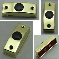 Wired Metal Switch Push Button Doorbell Switch 1805
