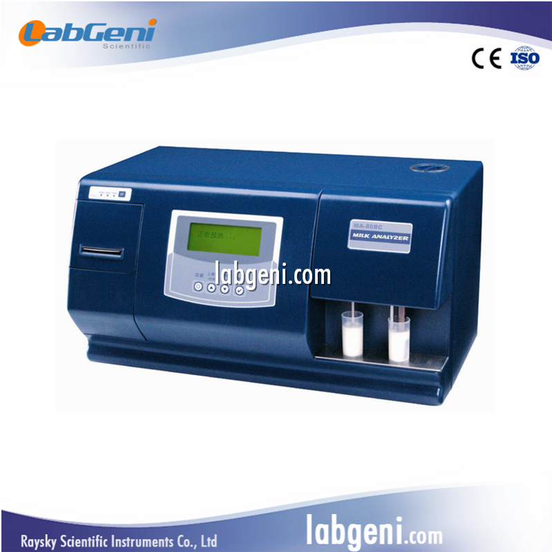 Rapid detection Milk Analyzer MA-BC series LabGeni