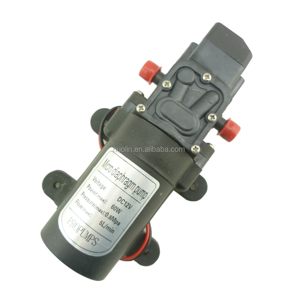 electric dc shower booster water pump 12v 24v