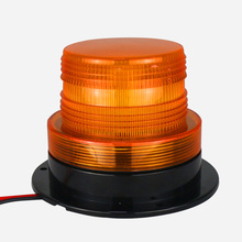 12V 24V 110V Waterproof LED strobe flashing emergency beacon warning light for Forklift