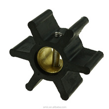 AMIC Flexible Water Pump Impeller Replace Johnson 09-808B Flexible Rubber Impeller CEF 500121 Sierra 18-3076 ANCOR 50021