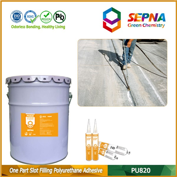 highway pavement construction crack adhesive sealant