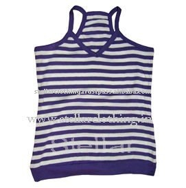 YARN DYED TANK TOPS