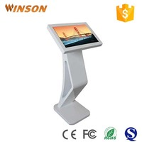 Durable 3g Wifi Network Lcd Advertising