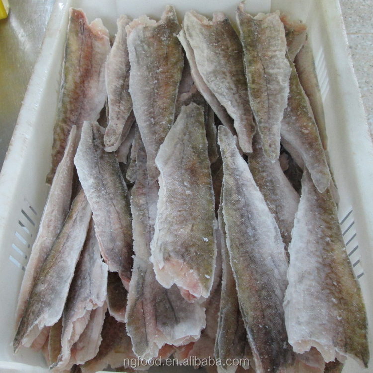 Frozen Atlantic Cod/Pacific Cod Fillets/cod fish