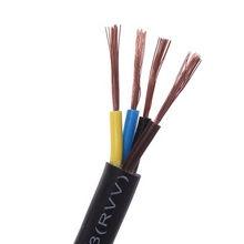 High Quality Electrical Wire Control 3x1.5mm Flexible Cable