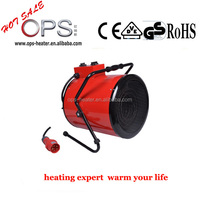 FHM-005 turbo tubular electrical industrial heater fans