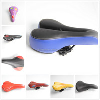 MTB style kids bike saddle and seat specifically for kids