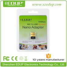 Edup EP-N8553 chipset MTK 7601 150 mbps Mini USB Wifi Wireless adaptador de red Lan