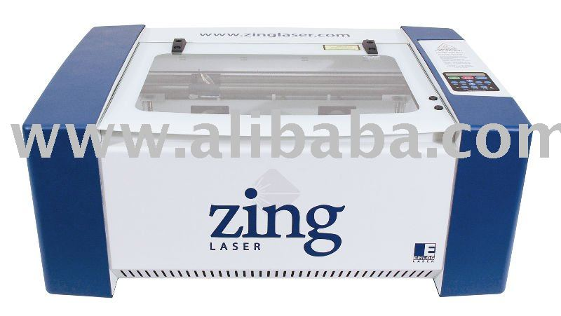 Epilog Zing CO2 Laser Marking, Engraving & Cutting Systems