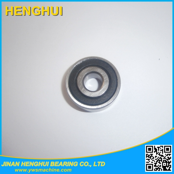 car used for deep groove ball bearing inch size ball bearing 11.113*23.019*7.938mm 1607
