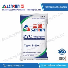 Sanrun S-530 PVC additives good melt flow
