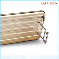 Mobile Luggage Suitcase Design TPU Phone Case For Iiphone 6 Cover